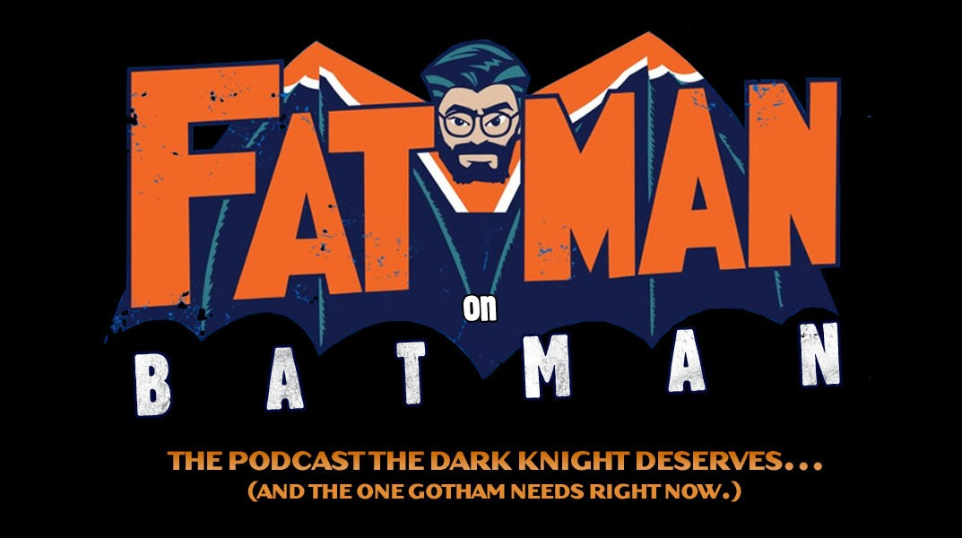 Fatman on Batman #51 Episode Shadow of the Bat Paul Dini Kevin Smith