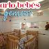 Quartos de bebês gêmeos – veja 20 modelos lindos + dicas!