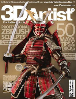 3DArtist Magazine Issue 58 2013