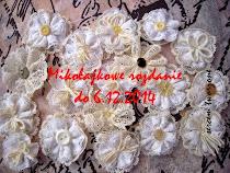 Kwiaty na Mikołajki u Jadwigi
