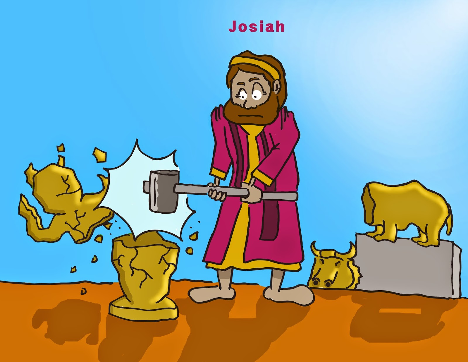 Bible lesson josiah finds the law of the lord -  82 Josiah S Religious Reforms