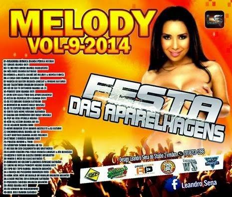Festa Das Aparelhagens Melody Vol 09 (Studio 2 irmãos e Fabricio incomparavel)