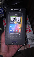 HTC Incredible S Smart Phone