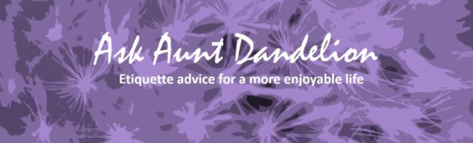 Aunt Dandelion