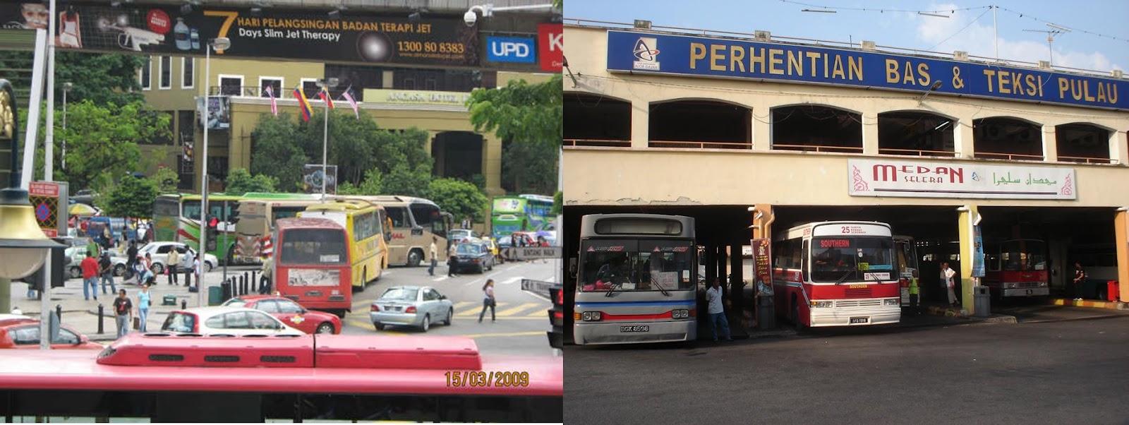 Bengkel Pelesenan Terminal Pengangkutan Awam Darat