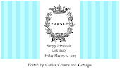 CASTLES, CROWNS, AND COTTAGES: SIMPLY IRRESISTIBLE FRENCH  BLOG PARTY