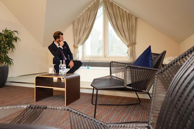 Hotel Riverside Suite