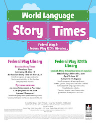 RUSSIAN STORY TIME IN FEDERAL WAY, WA