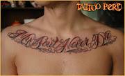 tatuajes de letras tatuajes de letras corridas