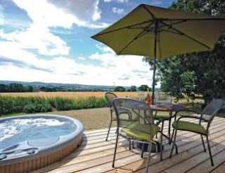 Find Lovely Lodges with Hot Tubs in Dorset