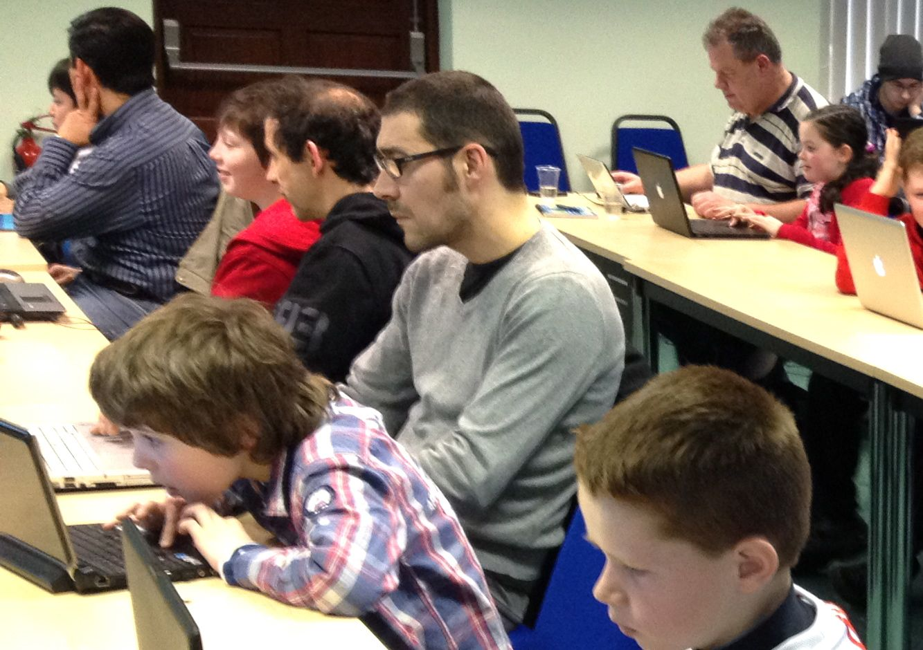 Q Club Galway Galway city Coderdojo Club