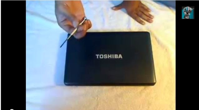 Computerthingz Toshiba Laptop Hard Drive Replacement