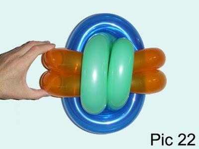 how to make a balloon ball
