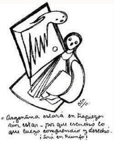 La profecía de Parravicini sobre el papa Argentino