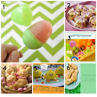 Top 6 Easter Things to Cook