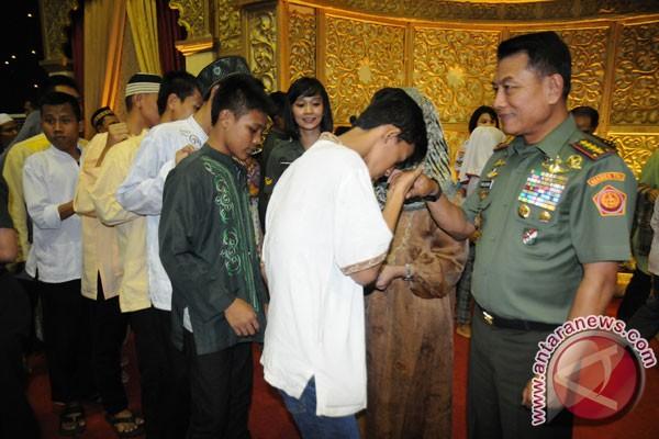 TNI kerahkan 12.300 personel bantu pengamanan mudik