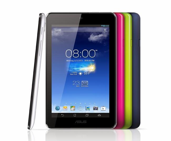 Daftar Harga Tablet Asus Terbaru Bulan Maret 2014