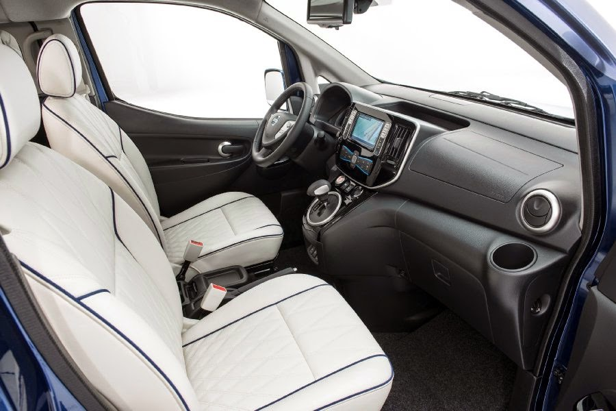 Nissan e-NV200 VIP Concept (2014) Interior 3