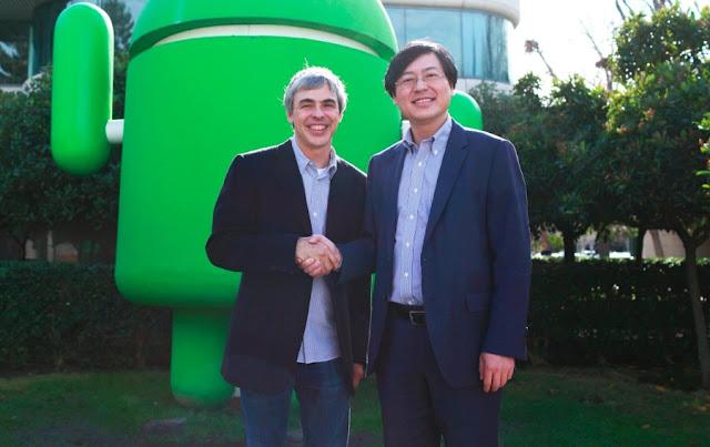 Motorola & Lenovo