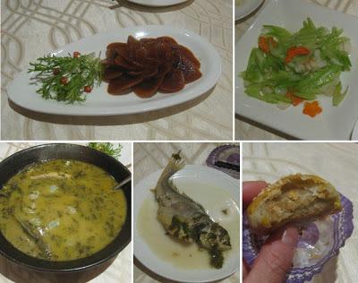 Shanghai - Abendessen