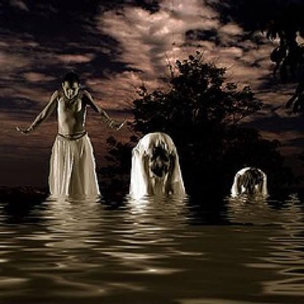 Água que purifica a Alma