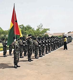 Comando Militar promete apoio a Missang para sair da Guiné e autoriza emissão de rádios