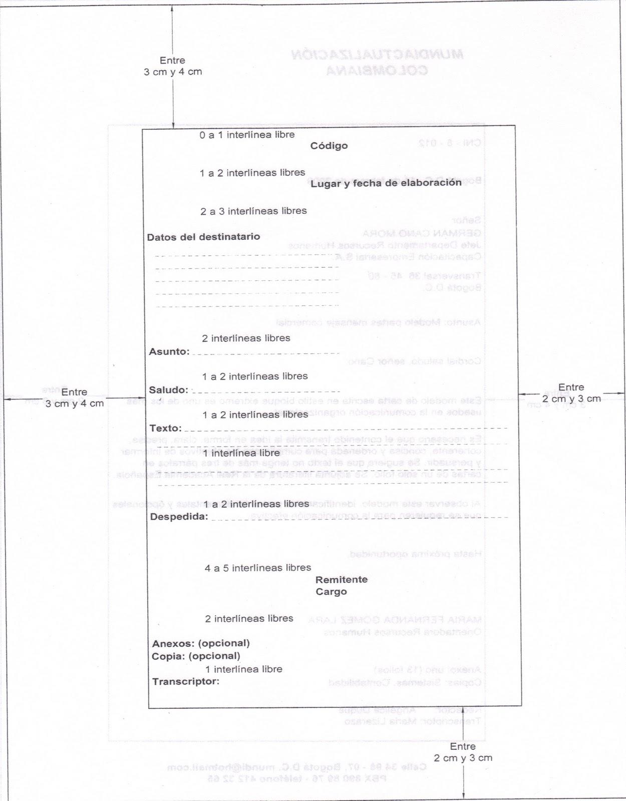 ejemplo de un informe ejecutivo corto