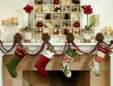 Decoraci n del hogar en navidad beqbe for Decoracion del hogar en navidad