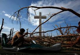 Philippine hurricane