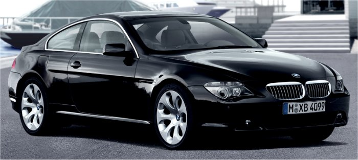 Most Expensive Cars BMW Series Coupe - 2011 bmw 6 series