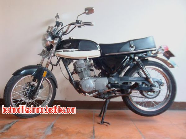 Modif Motor Yamaha Dt