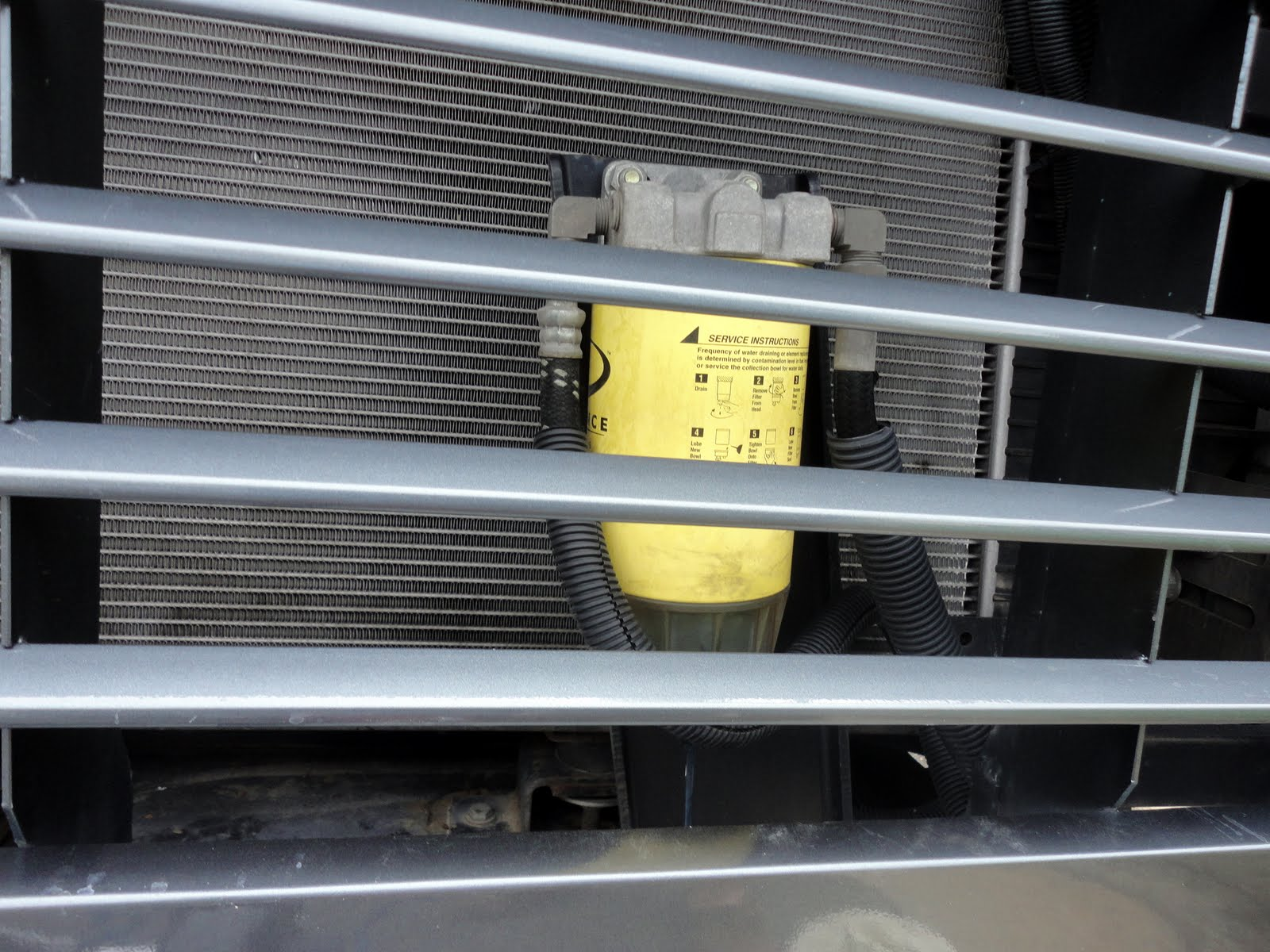 kawasaki fuel filter cartridge