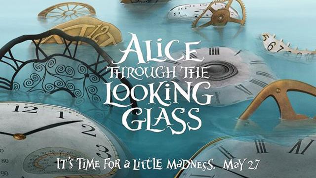 Cuarto avance de 'Alicia a través del espejo' que desvelará su tráiler esta noche