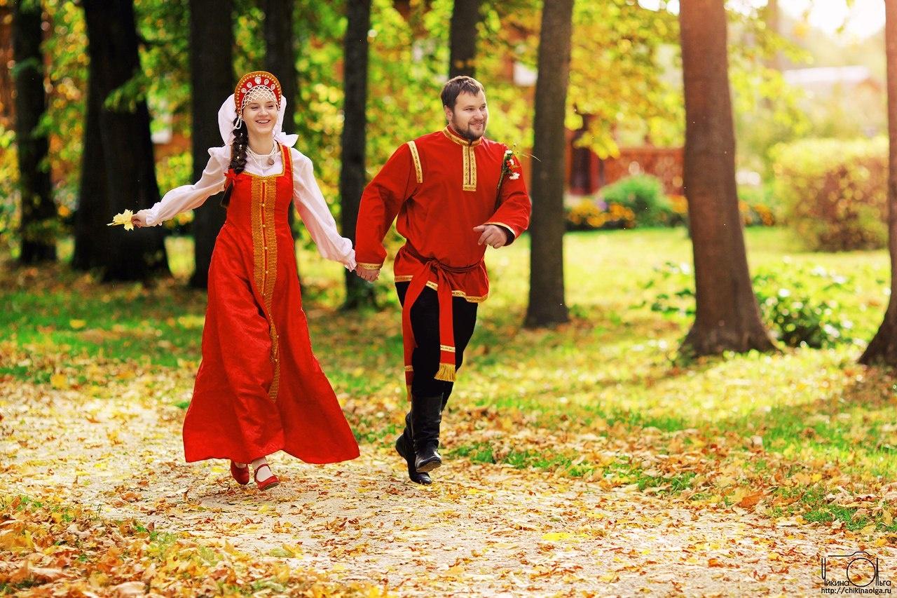 Стара русская свадьба фото