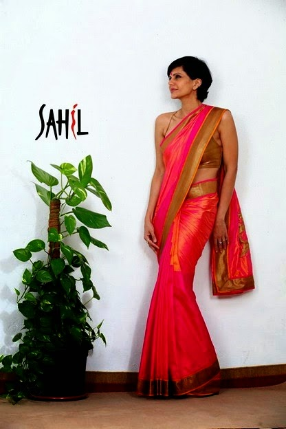 Sahil Indian Saree Fashion