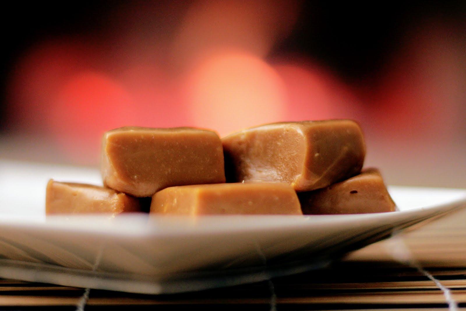 Cocina Dulce | Toi En La Cocina Fudge De Chocolate Blanco Y Dulce De Leche
