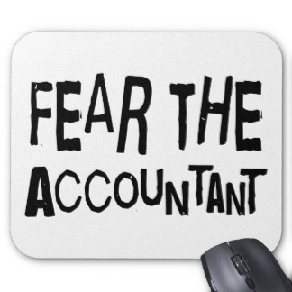 Accountant Mousepad4