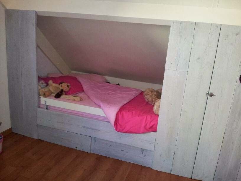 Welkom bij saartje71 nieuwe kamer - Meisjes slaapkamer decoratie ...