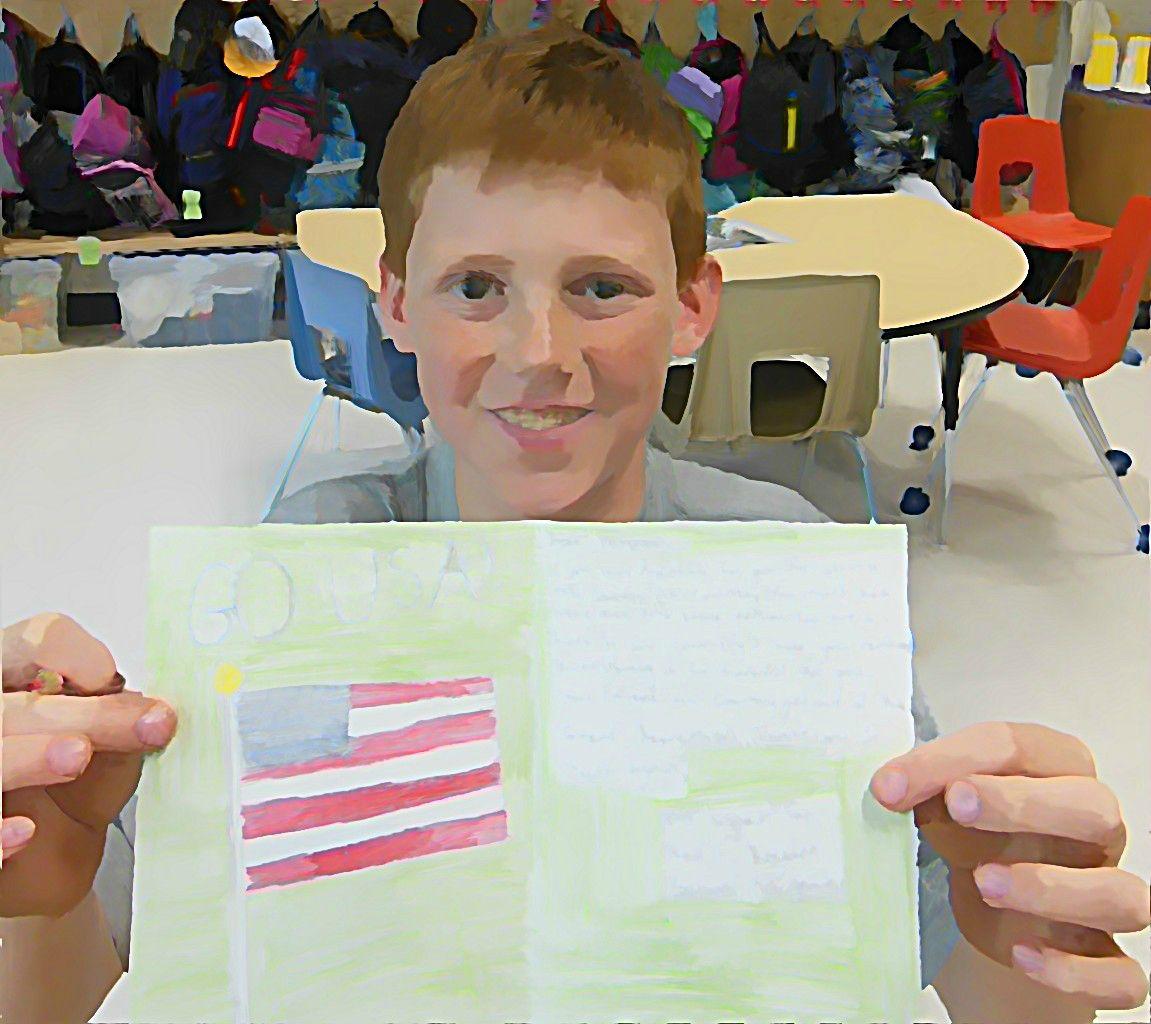 Teaching is elementary writing to our veterans aljukfo Gallery