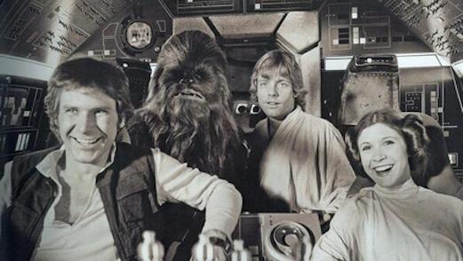 Noticias de Star Wars