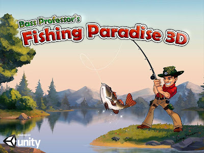 Fishing Paradise 3D 1.10.10 Apk Mod Full Version Unlimited Money Download-iANDROID Games