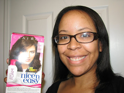  Clairol Nice N Easy Color Blend Foam