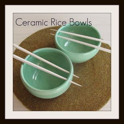 Ceramic Rice Bowls