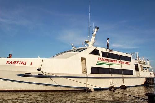 transportasi ke Karimunjawa - bromotravelguide