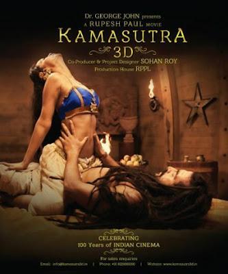 18+ Kamasutra 3D (2015) Hindi Movie DVDRip 500MB Download