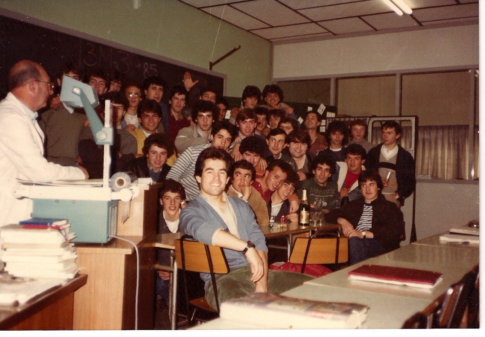 PROMOCIÓN 1980-85