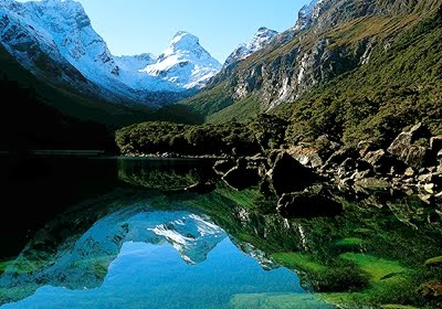 Amazing Fiordland National Park Wallpapers, South Island images