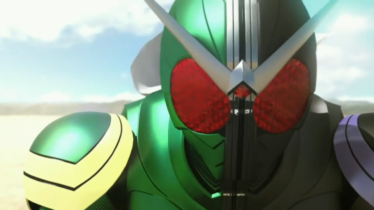 The center of anime and toku: Renn Kiriyama Reprises his ...