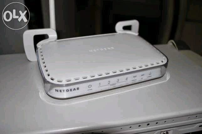NETGEAR DG834G V4 MANUAL