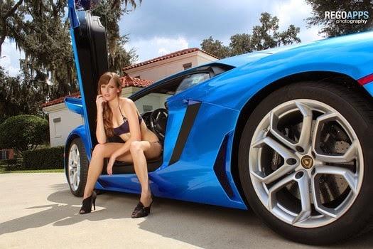 Allen Wong's Lamborghini Aventador